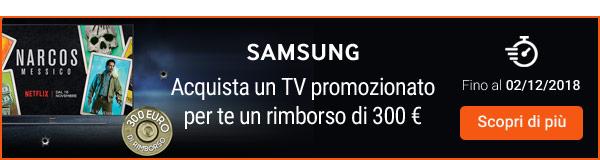 Rimborso Samsung