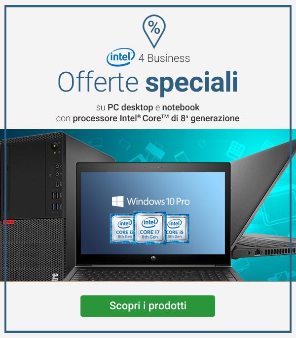 Offerte speciali Intel