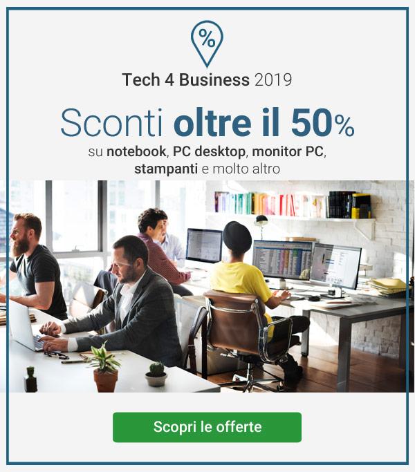 Tech 4 Business 2019